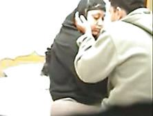 Shy Bbw Arabian Wife Gets Shagged Missionary Style On Hidden Cam