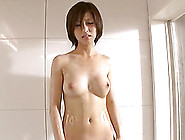 Money Maker Of An Asian Hottie Filled By A Stiff Shaft In The Be