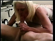 Smoking Hot Granny Gives Her Wet Pussy Up To A Skilled Fucker