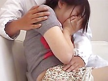 Medical Hidden Cam Spies Japanese Teen Playing With Doc Rod