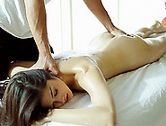 Senusal Massage For Cute Babe Turns Into Wild Penetration