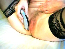 Mature Wife Shaving Her Pussy