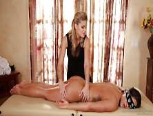 Sensation Therapy - Lesbian Tickling Massage