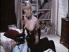 "Fetish Femdom Scene From French Porn Movie ""sens Interdits&#"