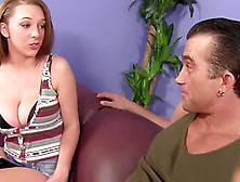 Beautiful Big Titty Brunette Brooke Wylde