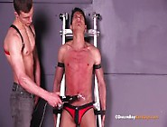 Slim Spanked Twink Sucks Cock Whipping Bdsm Gay Bondage Dreamboy