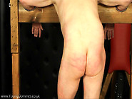Pillory Whipping