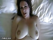 Busty Bbw Stuffs Her Fat Pussy With A Dildo