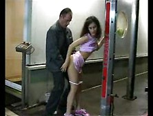 Sibel Kekilli Fucked In Factory