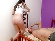 Gorgeous Brazilian Domme Facesitting 2 Hd