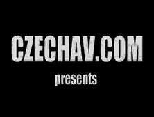 Czech Creampie Gangbang