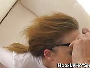 Teen Pov Deep Throating
