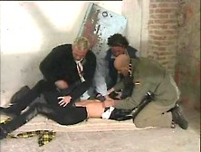 Blonde Kidnapped By 3 Guys And Raped Hardcore (Italian)