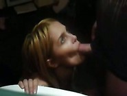 Daughter Deepthroats Her Daddy