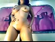 Mexicana Reguetoneando Sexy Dancing Bbw