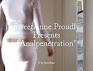 Sweetanne - Pa - Anale Penetration Vom Gerichtsvollzieher