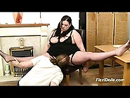 Bbw And Flexible Babe Hardcore Sex Action