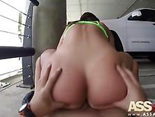 Franceska Jaimes Public Anal Pounding