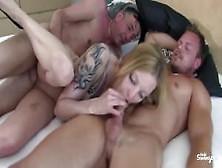 Reife Swinger - Amateur German Threesome Compilation