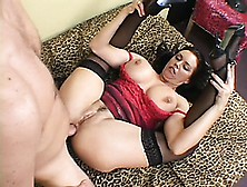Big Breasted Angelica Sin Gets Her Sweet Tits Groped And Fucked