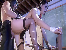 Crazy Pornstar Bobbi Starr In Amazing Big Ass,  Brunette Sex Vide
