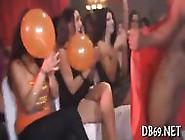 Intense Cock Sucking Party