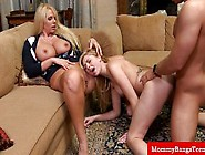 Bigtit Mom And Teen Have Doggystyle Fun