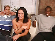 Hot Milf Agrees To Fucking And Sucking Two College Dudes