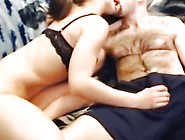 Horny French Couple Cam