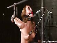 Strict Punishment For Scarlett Fay