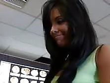 The Horny Latina Lorena Sanchez