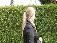 Fintess-Maus - Skandal - Einbruch In Nachbarhaus 14. 11. 13