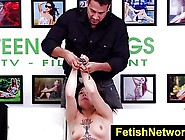 Fetishnetwork Harlow Harrison Bdsm Sex Casting