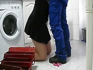 Mi Esposa Cogiendo Con El Gasfitero