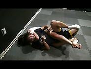 Andi Strangles Slave