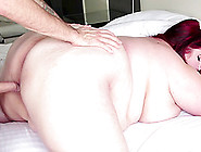 Fat Babe With Massive Tits And Huge Curves Gets Poked By A Horny