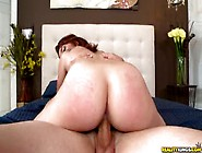 Lacey Rides That Dick As Her Big Juicy Ass Bounces All Over