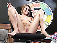 Naughty Gal Britney Jade Gets Her Pussy Expertly Eaten Out