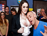 Attractive Teacher With Hairy Lippy Cunt Seduces Student And Fuc