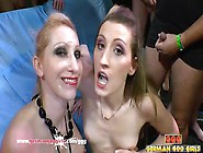 Sex And Cum For Sexy Step Sisters - German Goo Girls