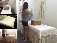 Asian Teen Hottie Enjoys In Hidden Cam Erotic Massage Clip