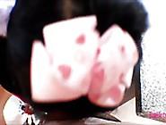 Tiny Asian Teen Heather Deep Anal Creampie On Bar Stool