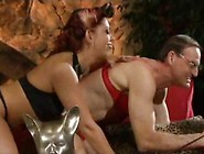 Satine Gets Nasty And Loves To Suck