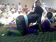 Big Ass Arab Hijabi Girls Twerk And Dance (Pt. 2)
