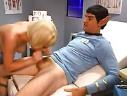 Sex Trek - Fuck Me Up Scotty - (Storyline)