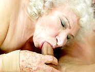 This Granny Is Better In Bj