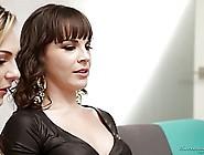 Dahlia Sky And Dana Dearmond Are Playing With Sex Toys And Enjoy