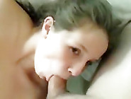 Fuck Me,  Daddy !!! I Want You To Cum Inside Of My Pussy !!!