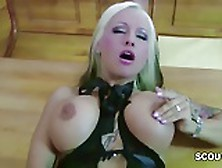 German Tattoo Teen In Privat Pov Sextape Fuck And Facial
