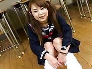 Hot Japanese Bukkake With Dirty Babe Noa Morinaga